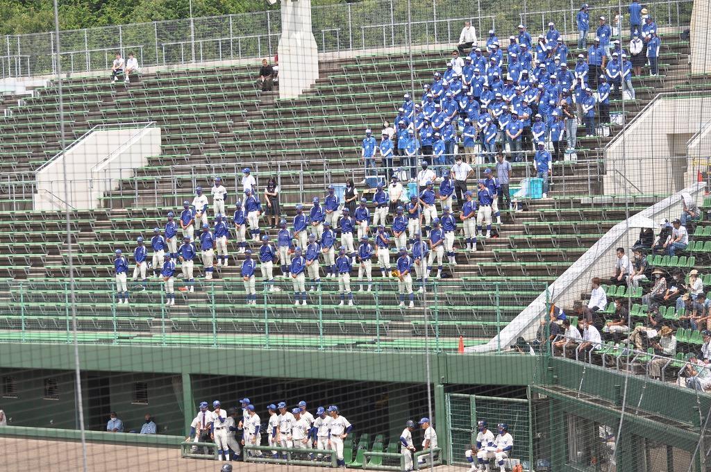 高校野球 十二日目しまなみ大会模様2!