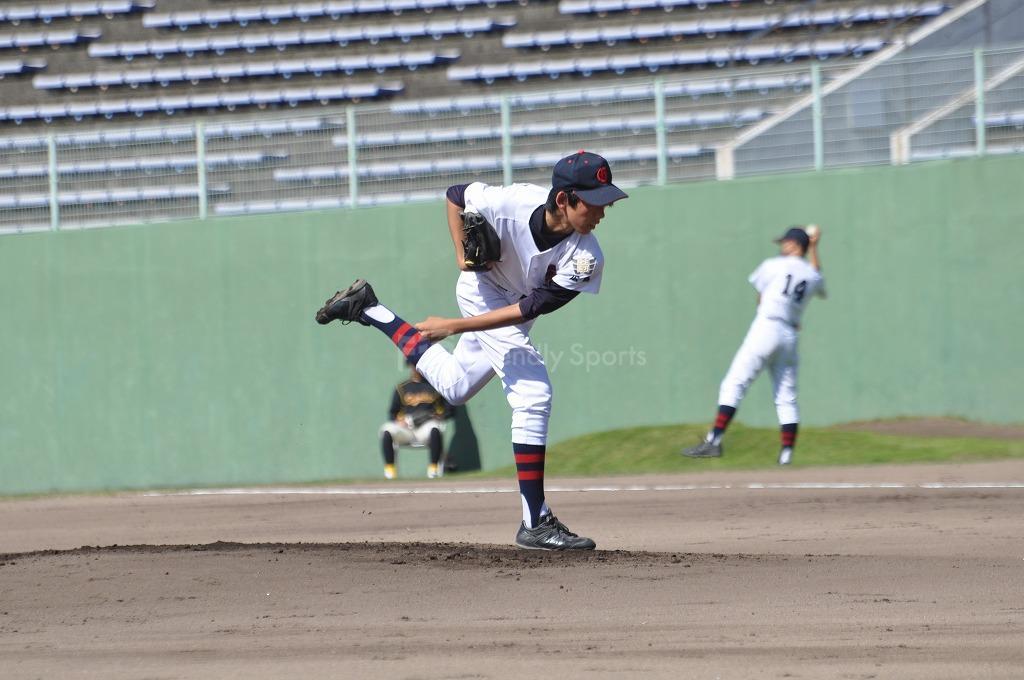 高校軟式野球 広陵 VS 広島学院 試合模様2!