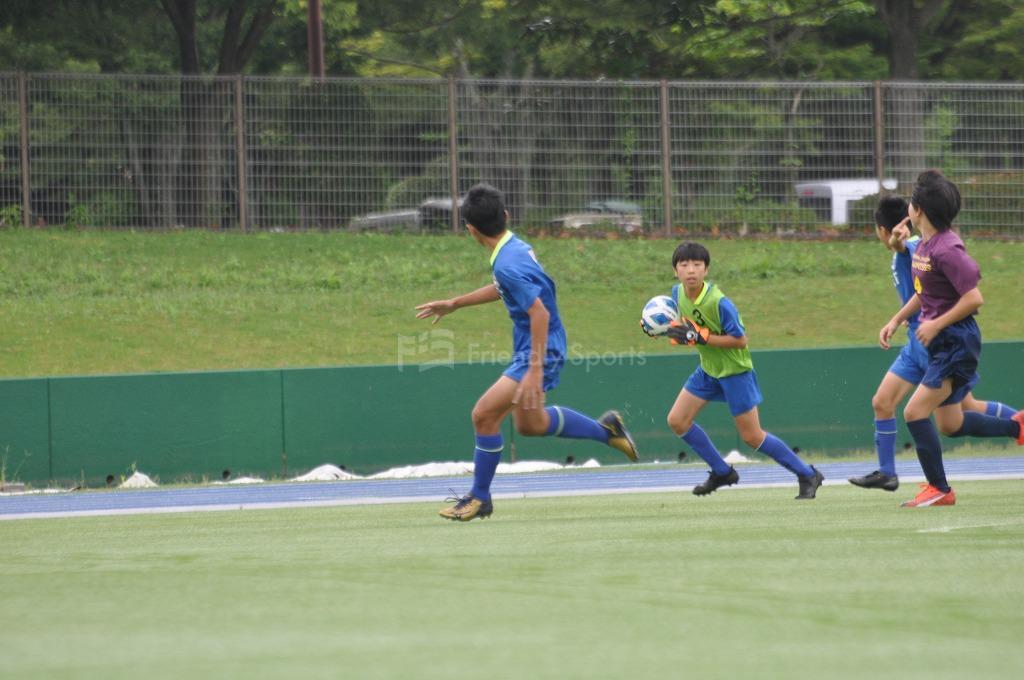 KELT VS 熊野 試合模様1!