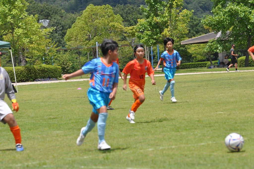 GION  vs  五日市東 スポーツ交歓会 試合模様1!