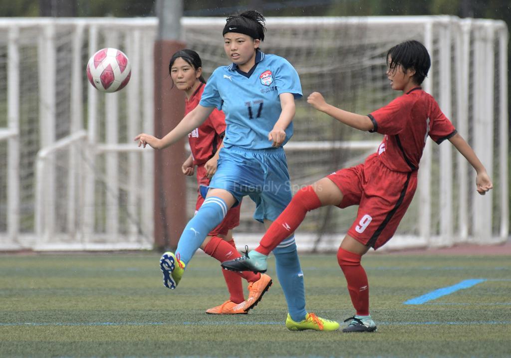 沼田 vs 山陽女学園 第37回広島県女子サッカー選手権大会