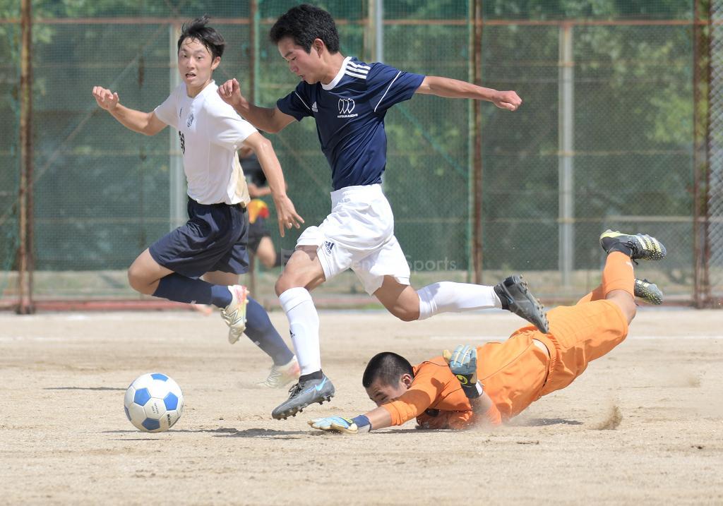 沼田B vs 廿日市 高円宮杯 JFA U-18(4D)
