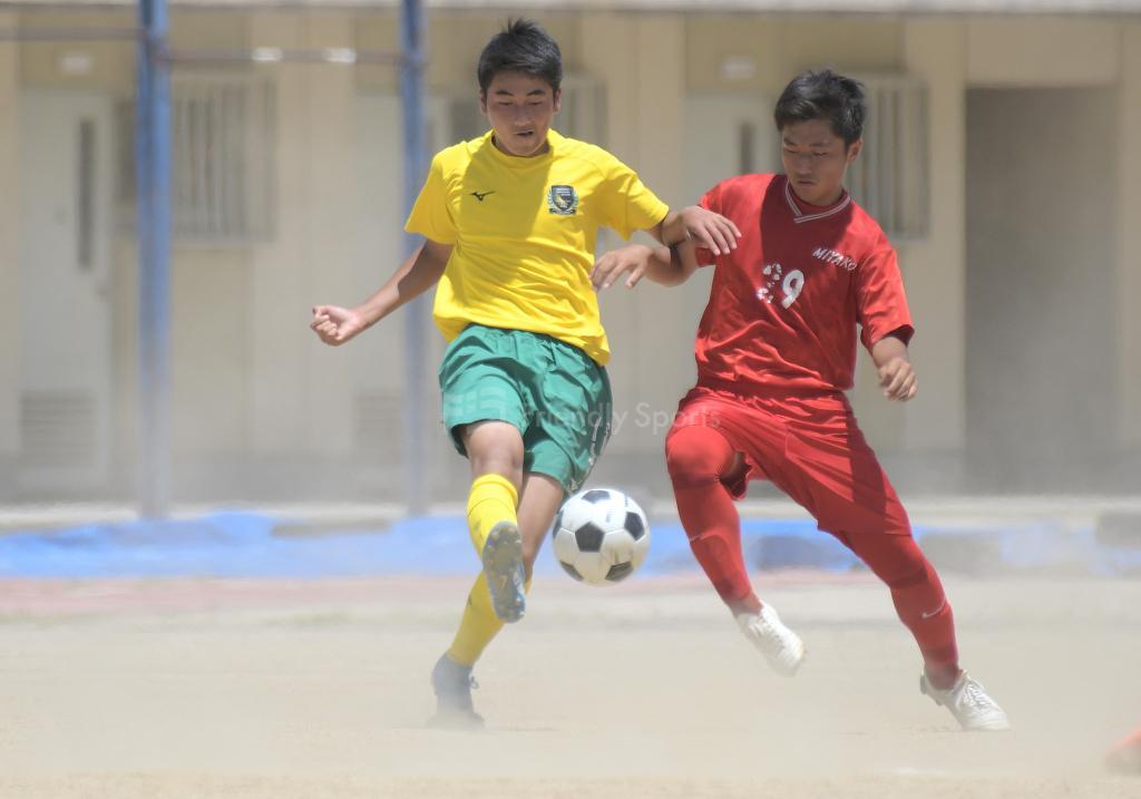 U-18サッカーリーグ2021 広島 (7/22.23)試合結果