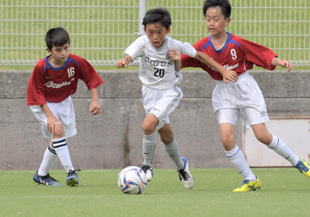 決勝② 広島市小学生スポーツ交歓大会