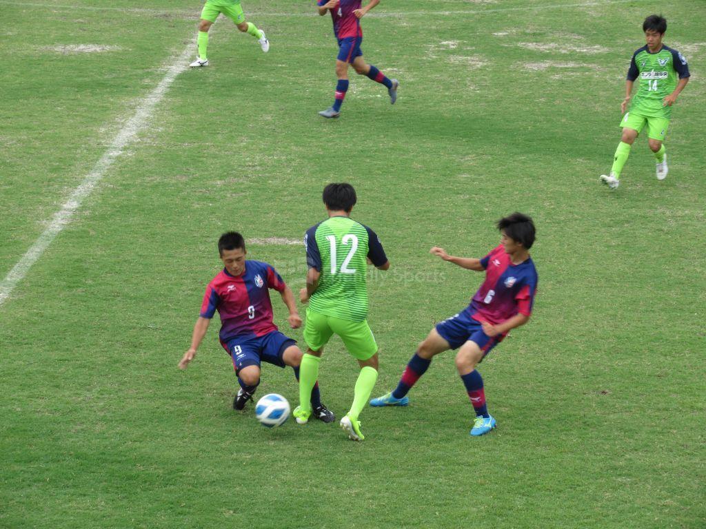 PL2021中国 第8節 ガイナーレ鳥取 vs ファジアーノ岡山