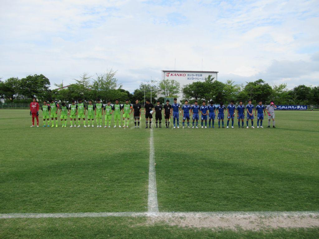 PL2021中国 第9節 ガイナーレ鳥取 vs 玉野光南