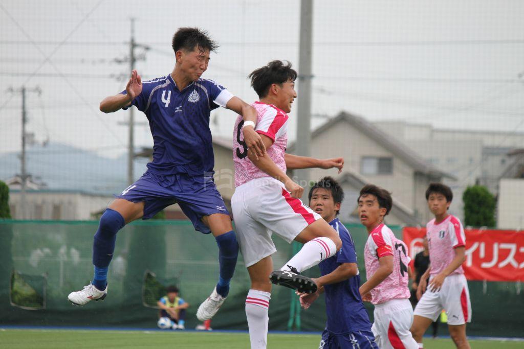 PL2021中国 第10節 玉野光南 vs 岡山学芸館