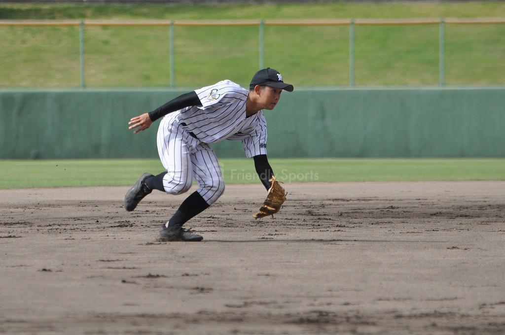 第66回全国高等学校軟式野球選手権 西中国大会 決勝戦大会模様2!