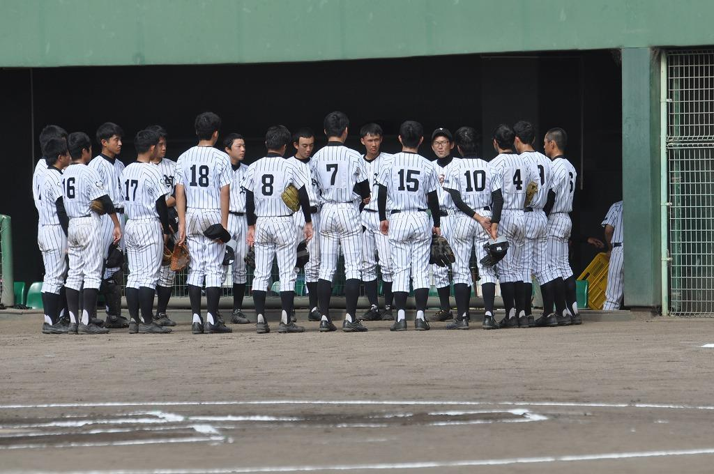 第66回全国高等学校軟式野球選手権 西中国大会 決勝戦大会模様3!