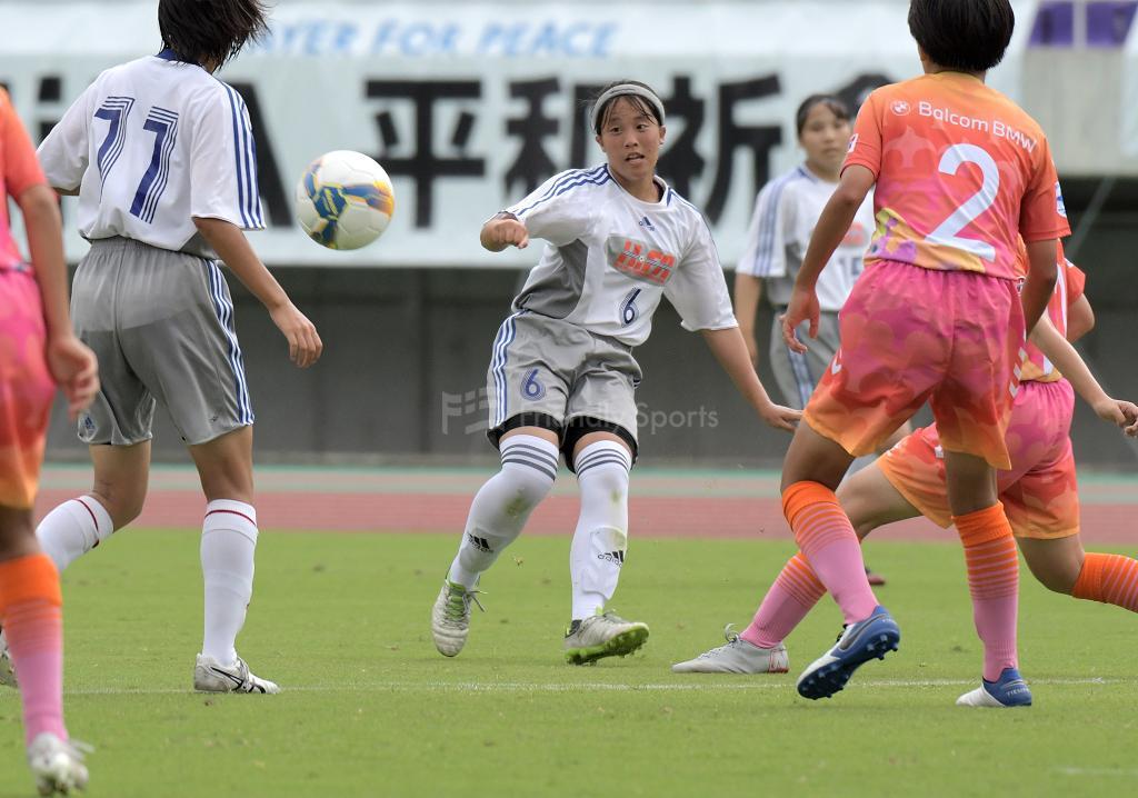 広島選抜U-15 vs 広島選抜U-16 Balcom BMW CUP(女子)