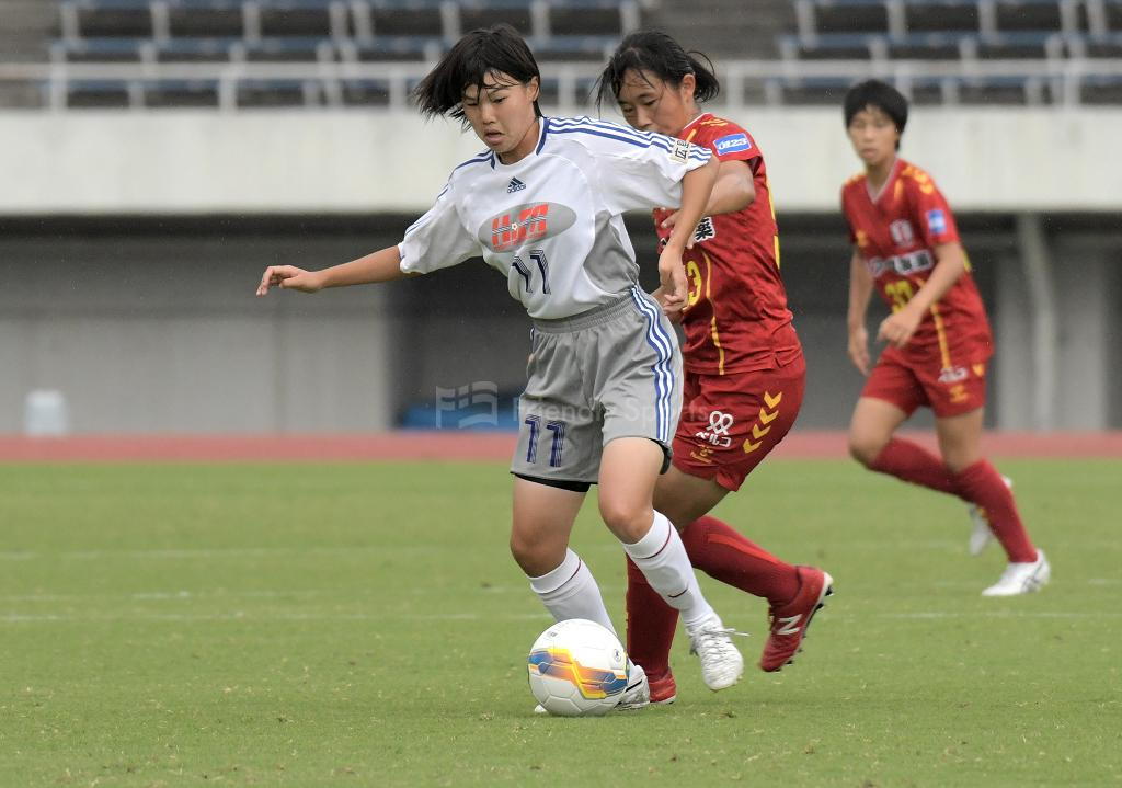 INAC神戸 vs 広島選抜U16 Balcom BMW CUP(女子)