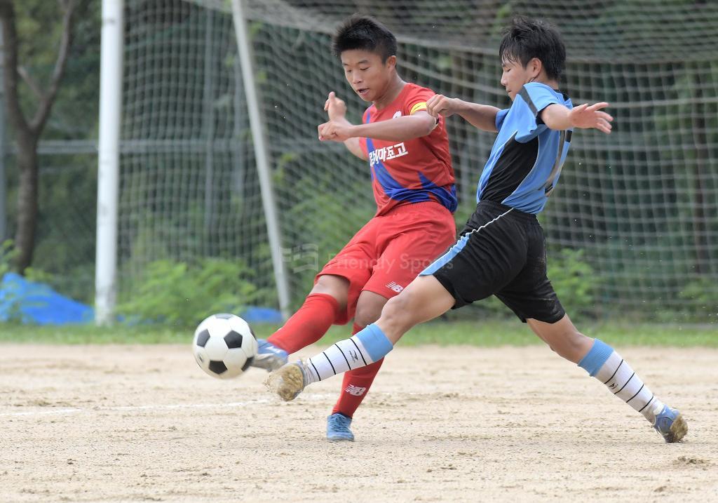 U-18サッカーリーグ2021 広島 3部リーグ Bグループ(8/22結果)
