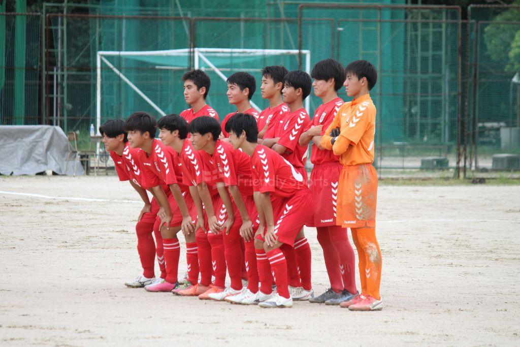 U-18サッカーリーグ2021 広島 4部リーグ Dグループ(8/21結果)