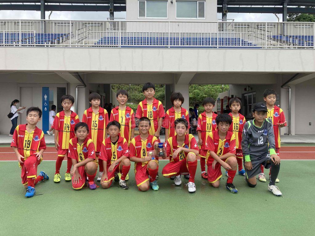 第4回 KENDO CUP  優勝 『ストヤノフ』