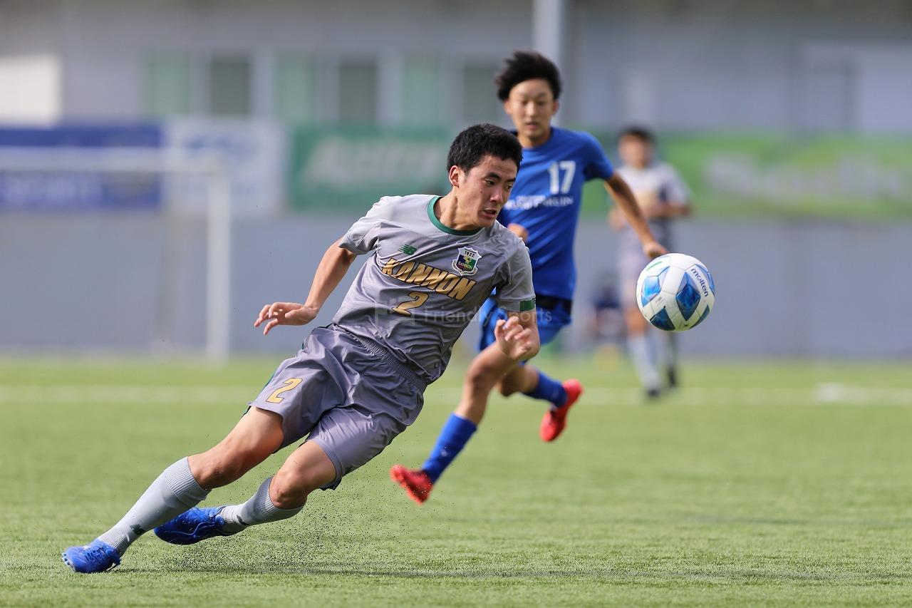 U-18サッカーリーグ2021 広島 1部リーグ (9/18結果)