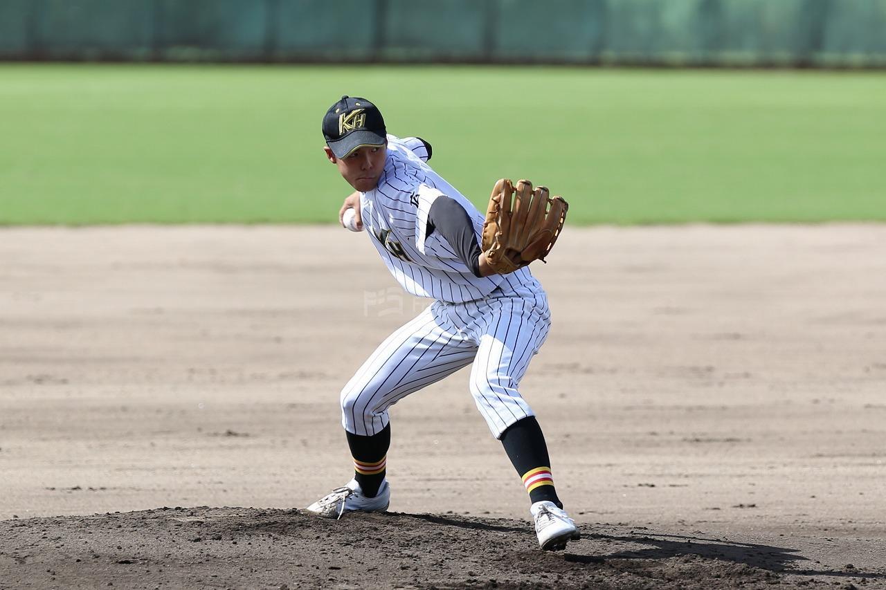 高陽東 vs 広島工業               秋季高等学校野球大会 広島県大会