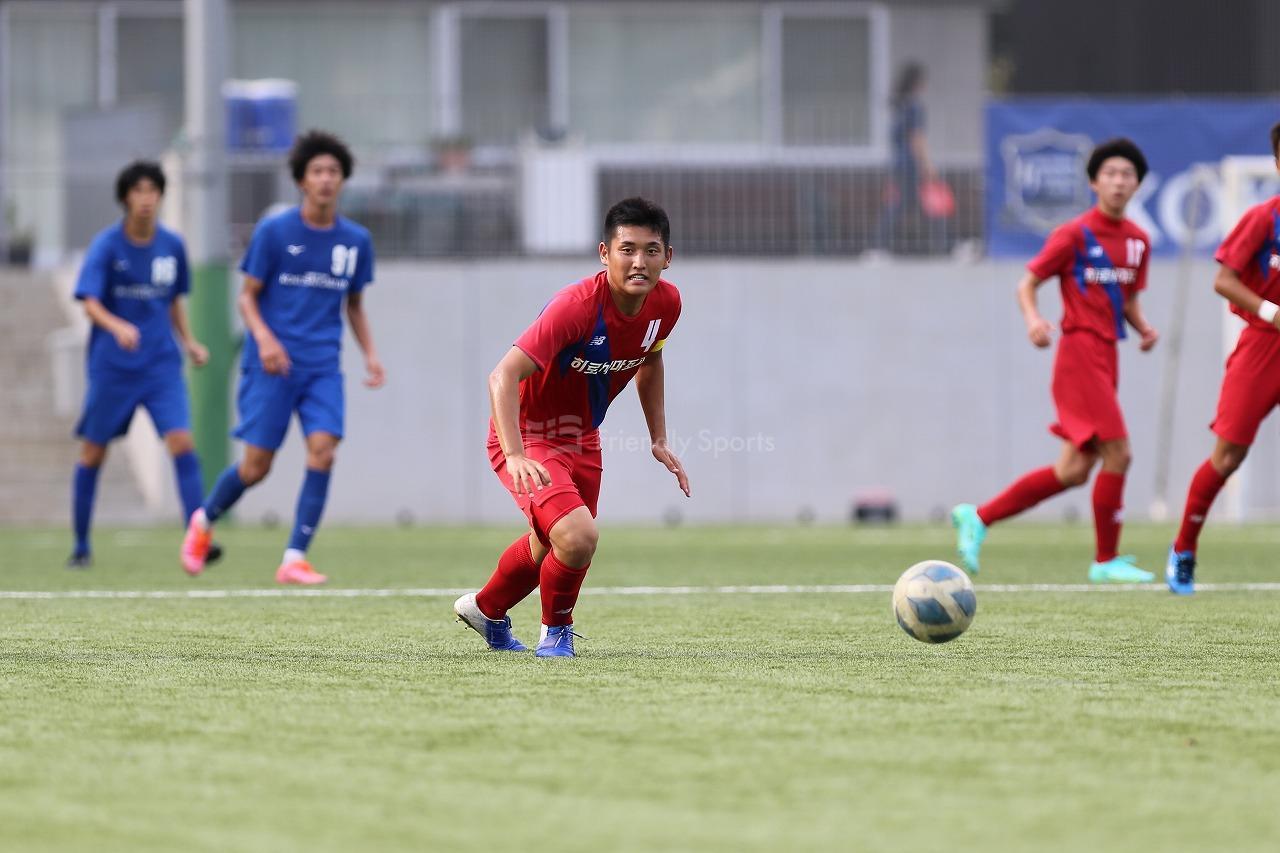 広島朝高 vs 広島国際学院B                 高円宮杯 JFA U-18サッカーリーグ2021 広島 - 3部リーグ