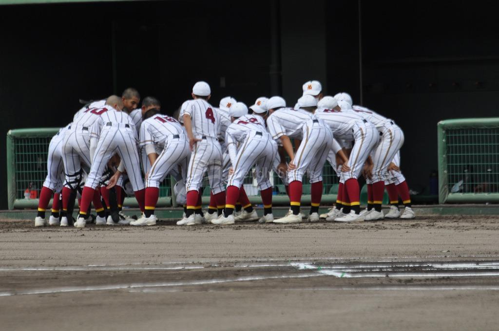 三原 VS 安西 大会模様2!高校野球!