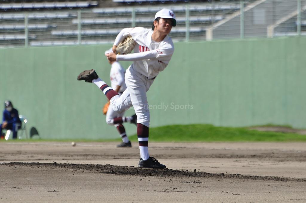 三原 VS 安西 試合模様2!高校野球!