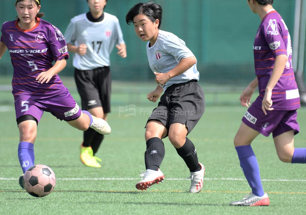 TM : 山陽 vs アンジュU-18 ①   @山陽高校