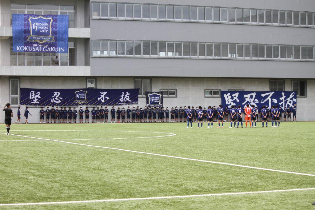 高校サッカー選手権 大会4日目模様