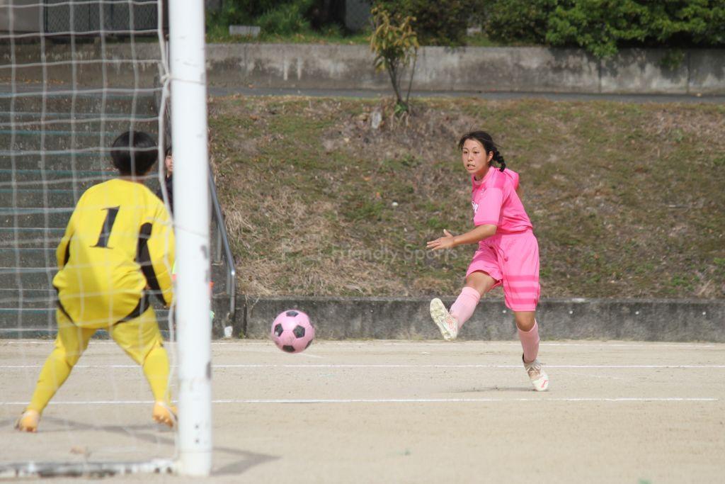 高等女子サッカー選手権大会 広島県予選会 開幕!