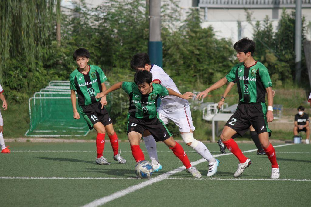 PL2021中国 第10節 広島皆実 vs ファジアーノ岡山