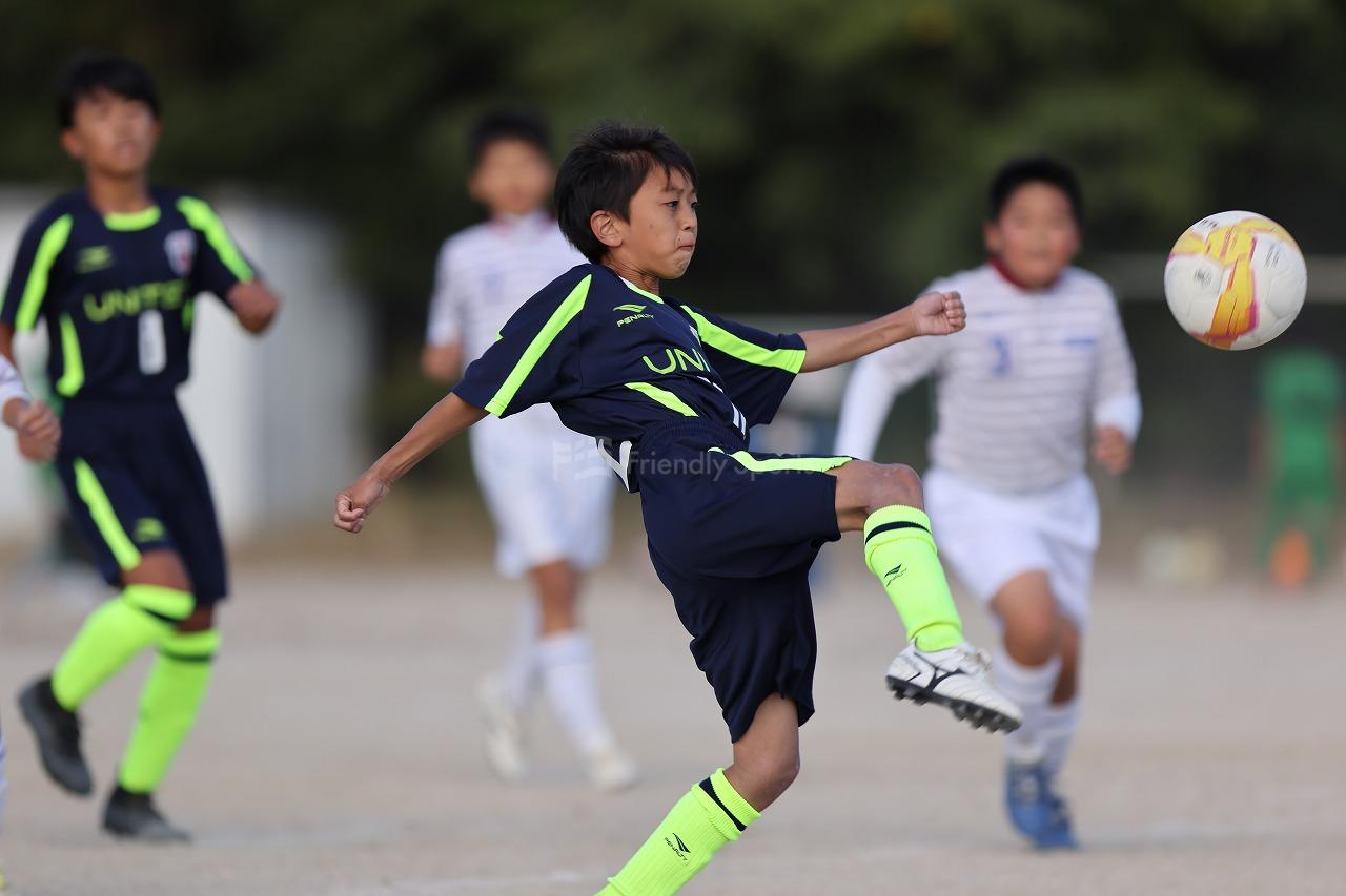 ユナイテッド VS 朝鮮 ①          Uー12サッカー選手権大会
