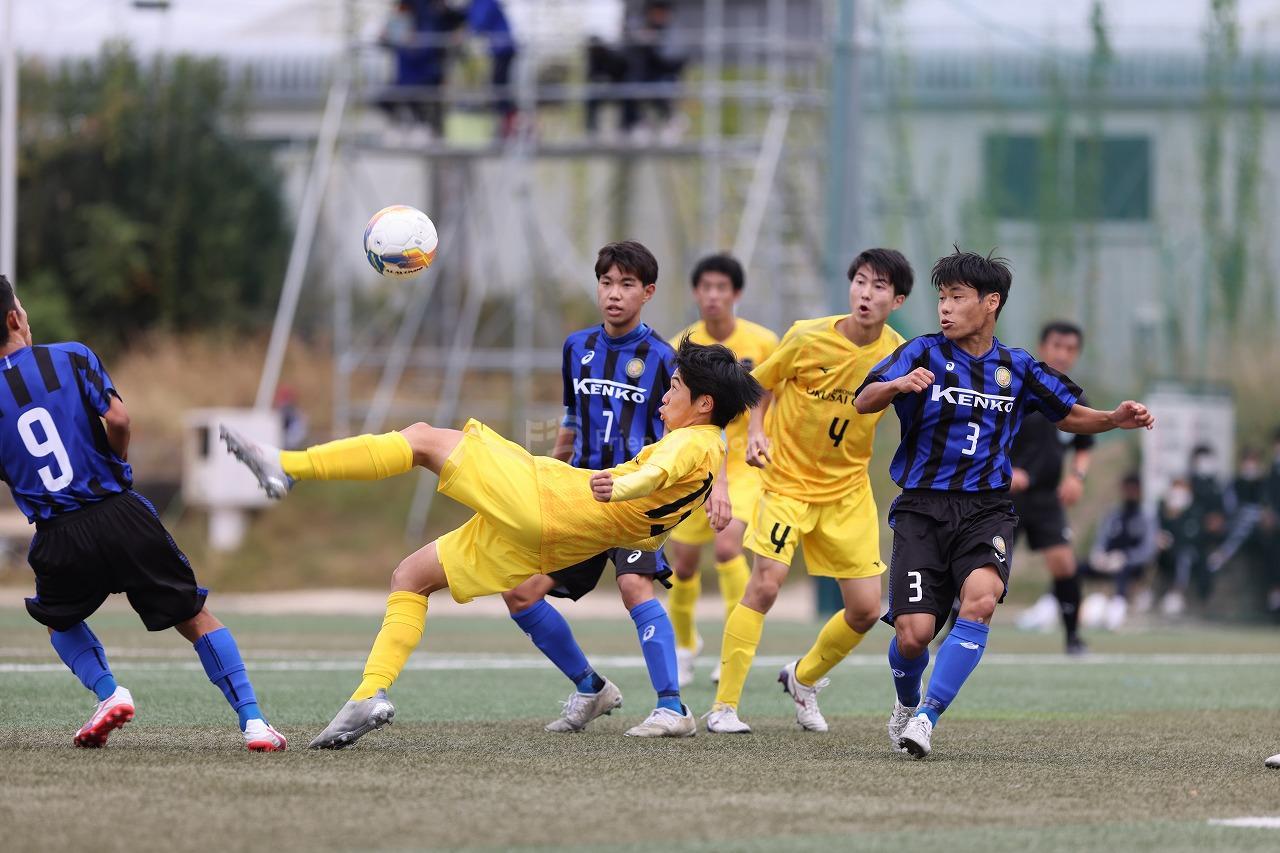 高校サッカー選手権大会 決勝トーナメント1回戦