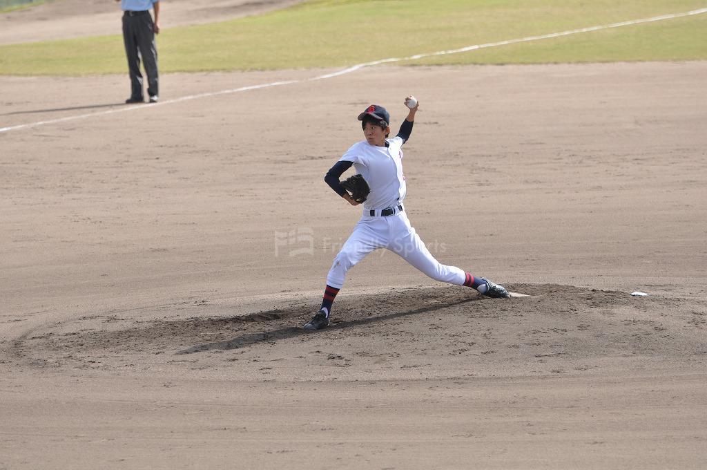 第66回秋季広島県高等学校軟式大会が準決勝が行われました。明日の決勝は、広大附属 VS 崇徳 となりました!