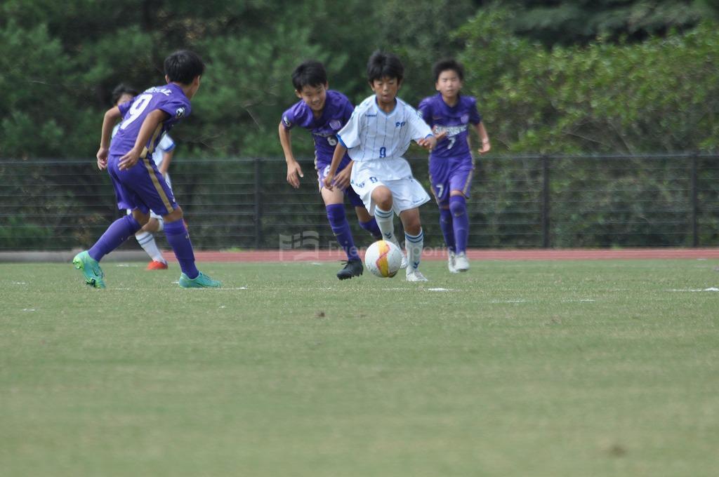 2021全日本少年サッカー大会広島県大会 サンフレ VS FFJ 試合模様!