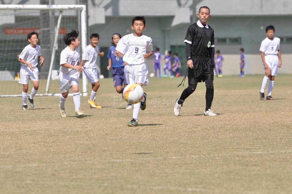 2021全日本少年サッカー大会広島県大会 リデル VS  熊野  試合模様1!