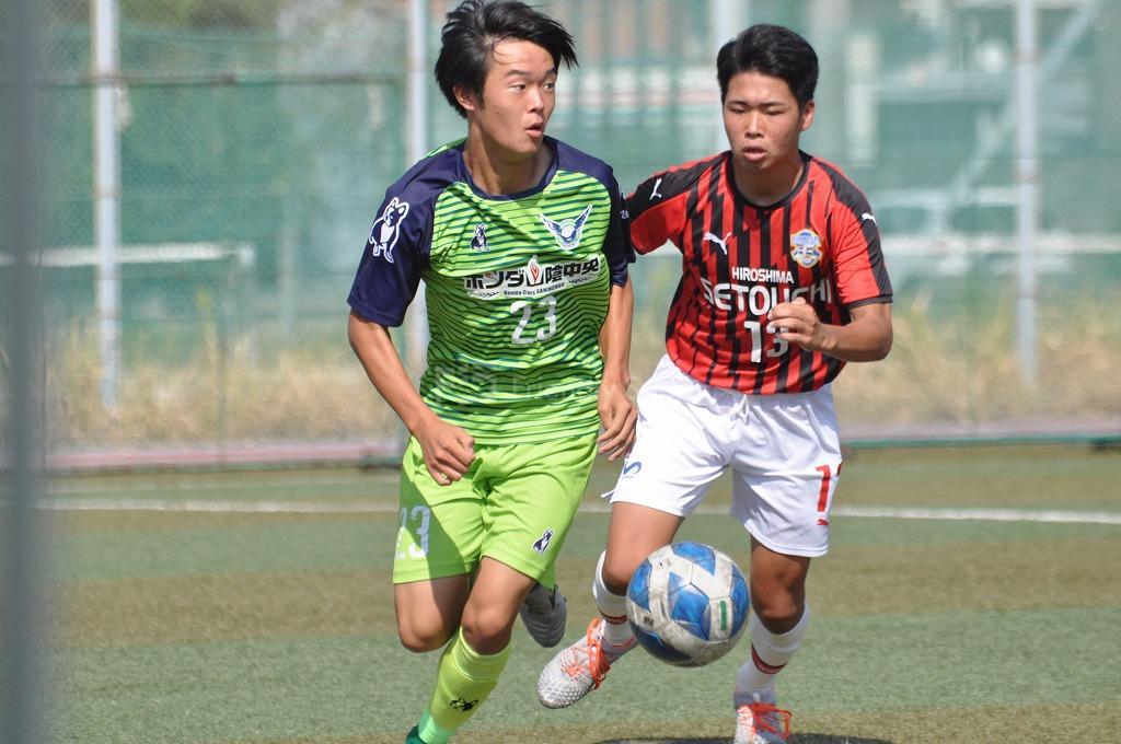 高円宮杯 JFA U-18サッカープリンスリーグ2021中国 瀬戸内 VS ガイナーレ 試合模様!