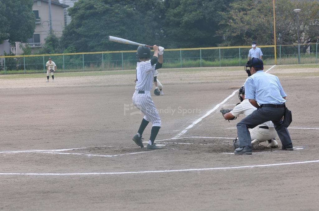 第66回秋季広島県高等学校軟式大会 崇徳 vs なぎさ 試合模様2!