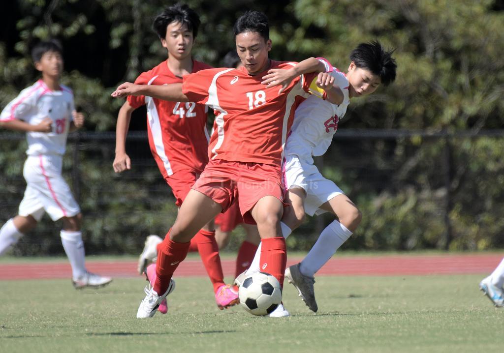 レヴァリーズ vs ローザス2 HiFA ユースリーグ U-15 (3部リーグ)