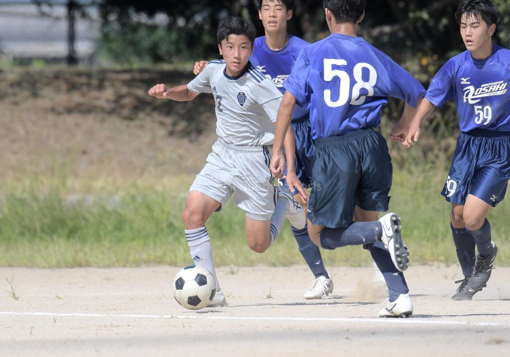 U-15  2021 HiFA ユースリーグ 2部 10月03日 試合結果