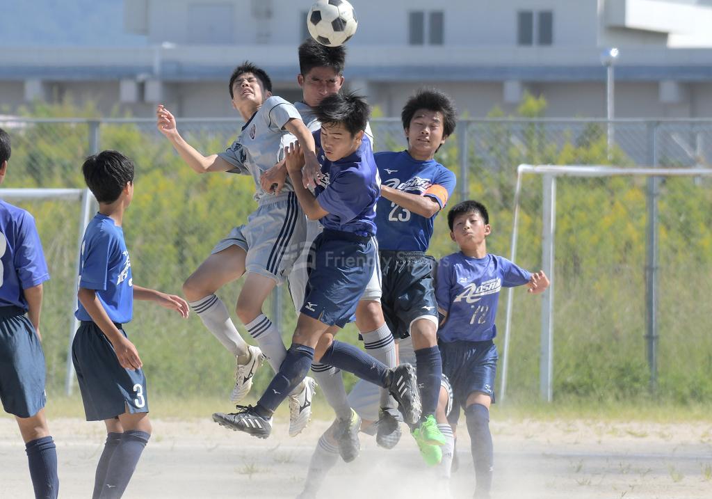 ブリロ vs 青崎 HiFA ユースリーグ U-15 (2部リーグ)