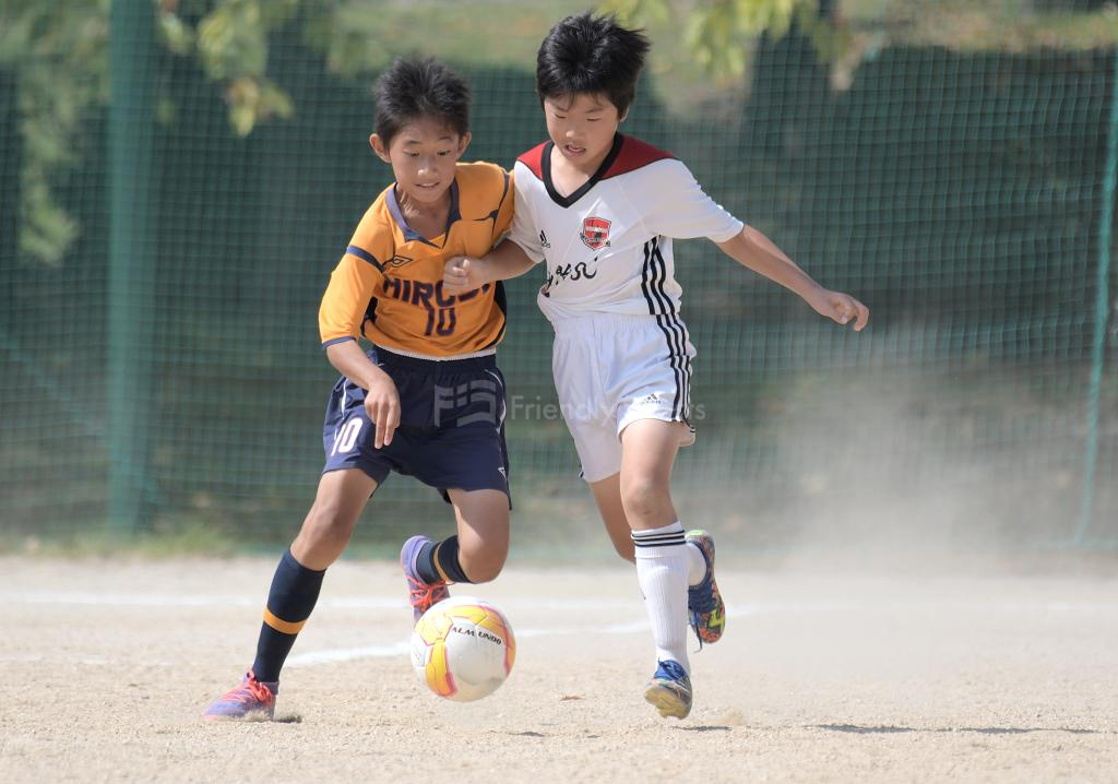 (D)毘沙門台 vs 広瀬 全日本U-12サッカー選手権(広島支部)