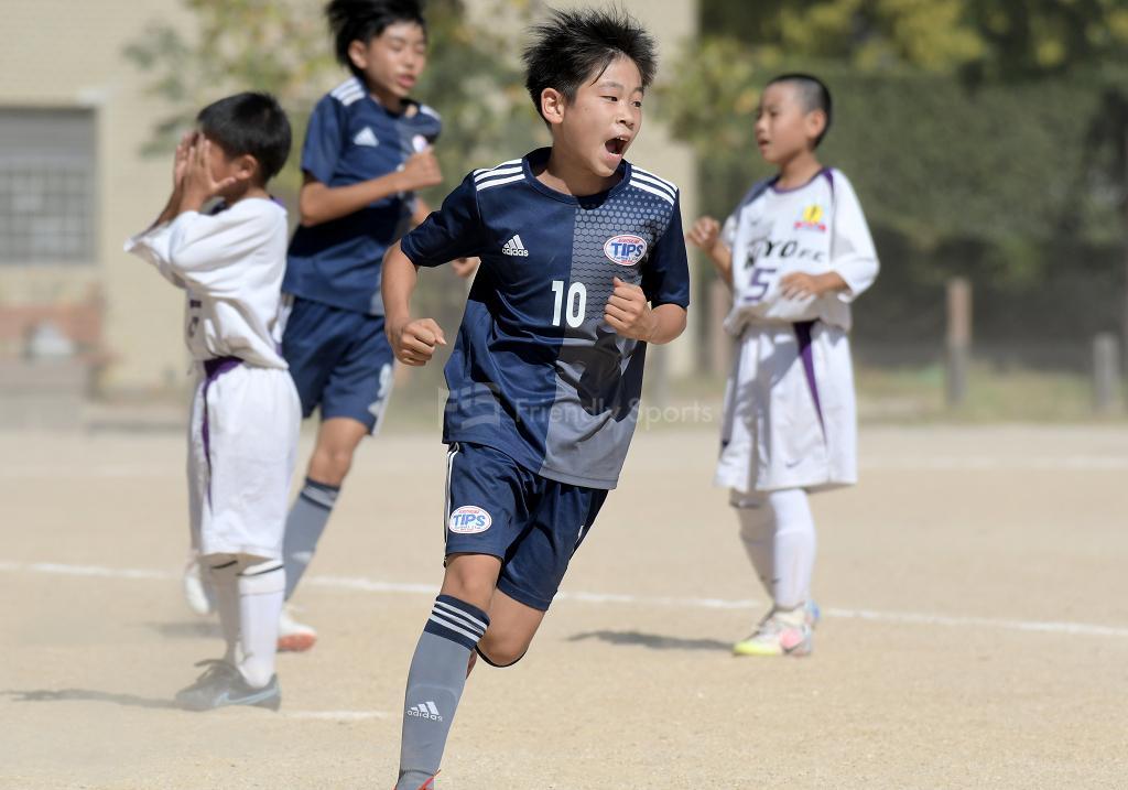 (L:決定戦) TIPS vs 高陽B 全日本U-12サッカー選手権(広島支部)
