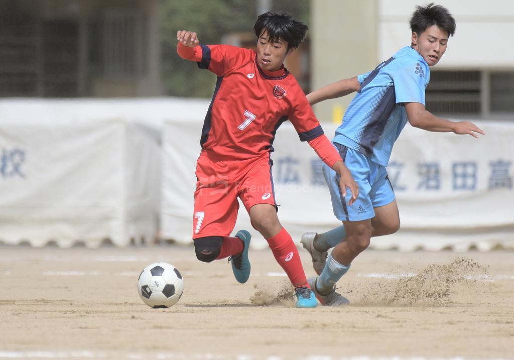 U-18サッカーリーグ2021 広島 1部リーグ (10/17結果)