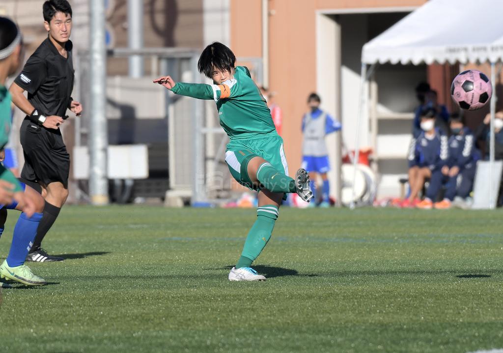 決勝戦:AICJ vs 文教 高校サッカー選手権(女子)