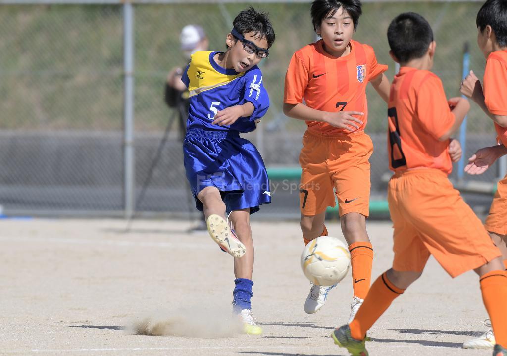 (I)五日市東 vs 船越 全日本U-12サッカー選手権(広島支部)