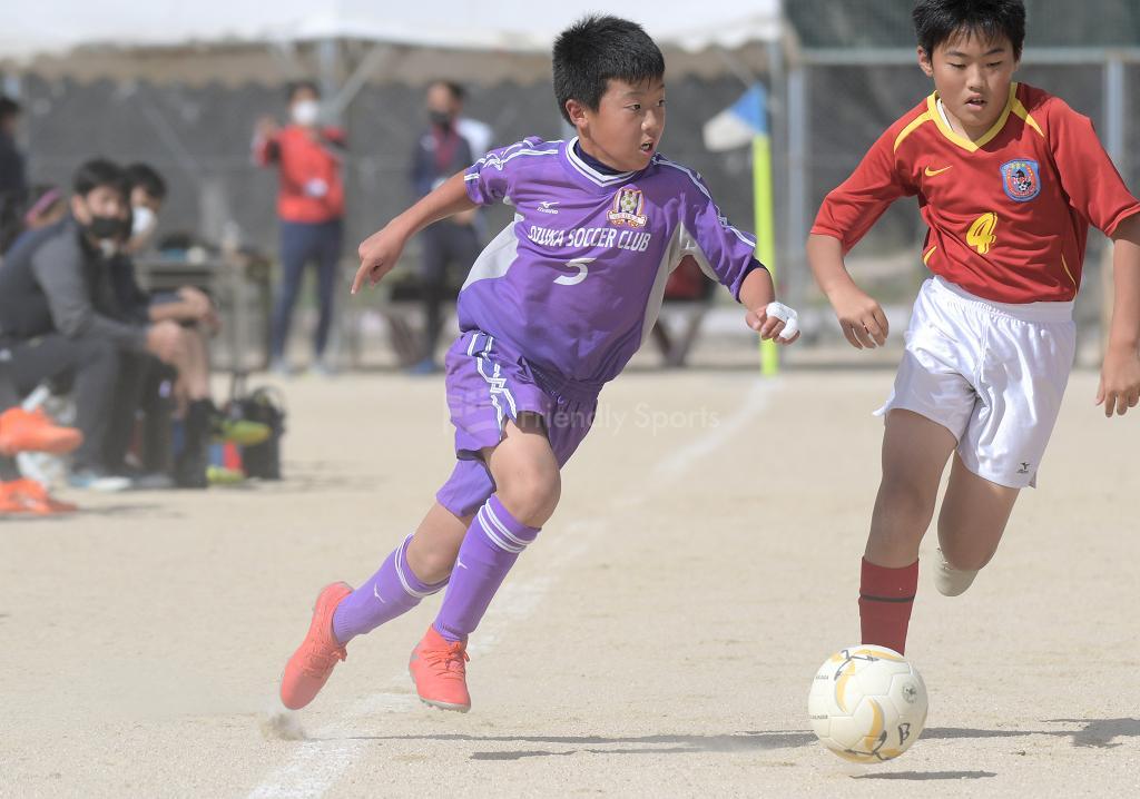 (K)大塚 vs KSC 全日本U-12サッカー選手権(広島支部)