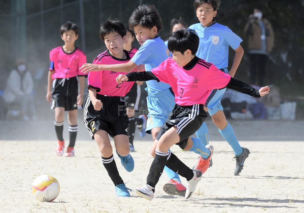 (I)COCORO-A vs 矢賀 全日本U-12サッカー選手権(広島支部)