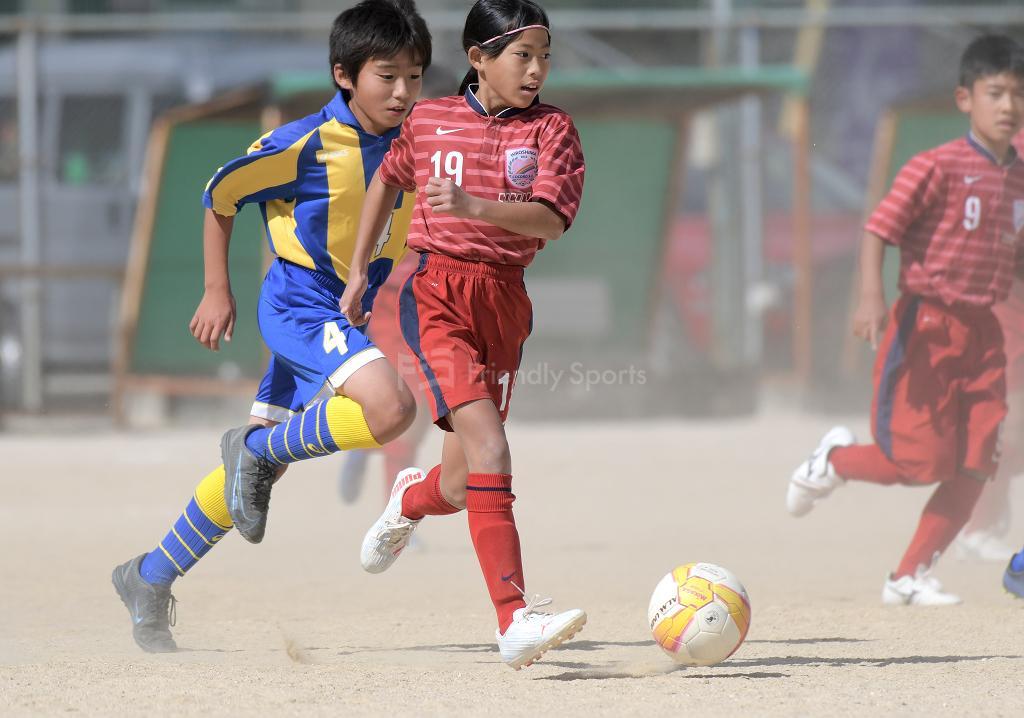 (J)伴 vs COCORO-B 全日本U-12サッカー選手権(広島支部)