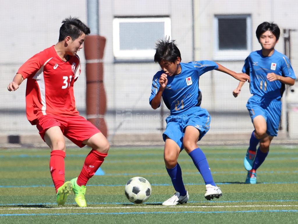 U-15  2021 HiFA ユースリーグ 3部 10月9日,10日 試合結果