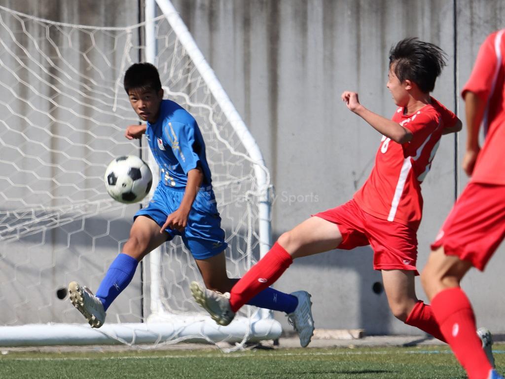 レヴァリーズ vs プロヴォカーレ HiFA ユースリーグ U-15 (3部リーグ)