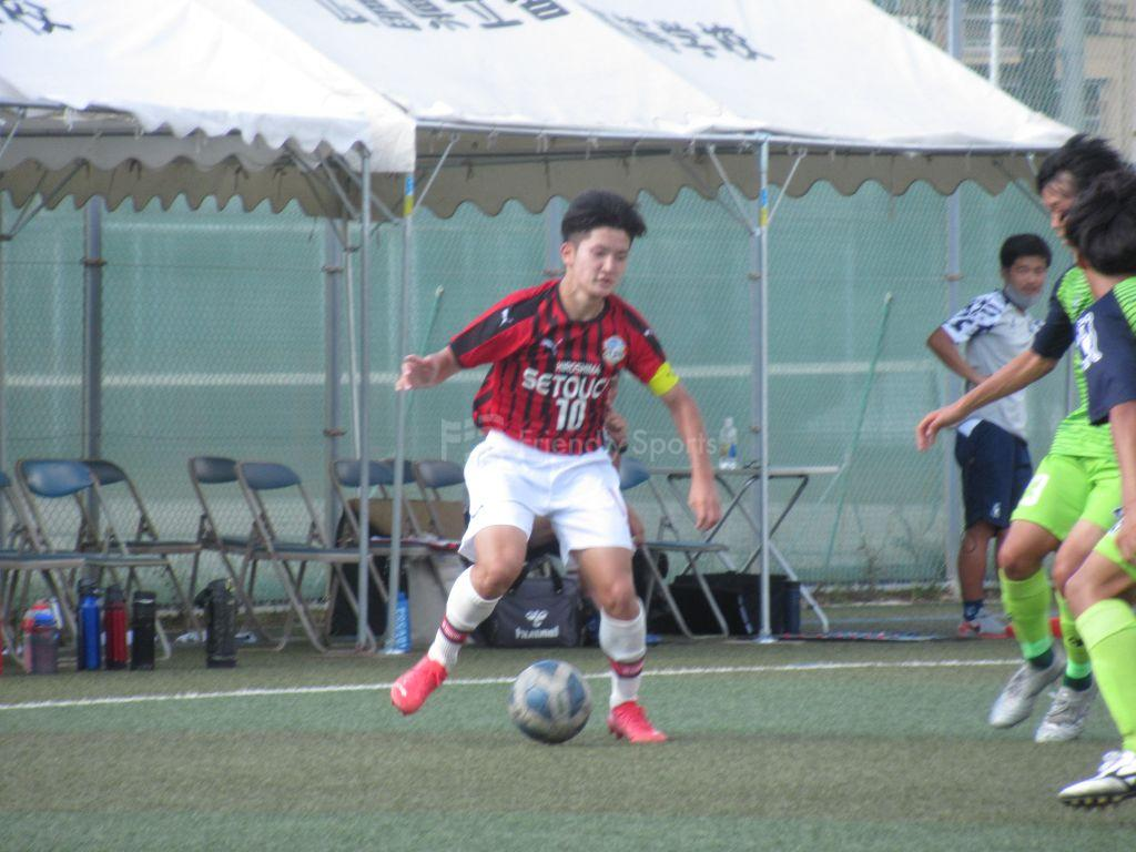 PL2021中国 第15節 瀬戸内 vs ガイナーレ鳥取U-18
