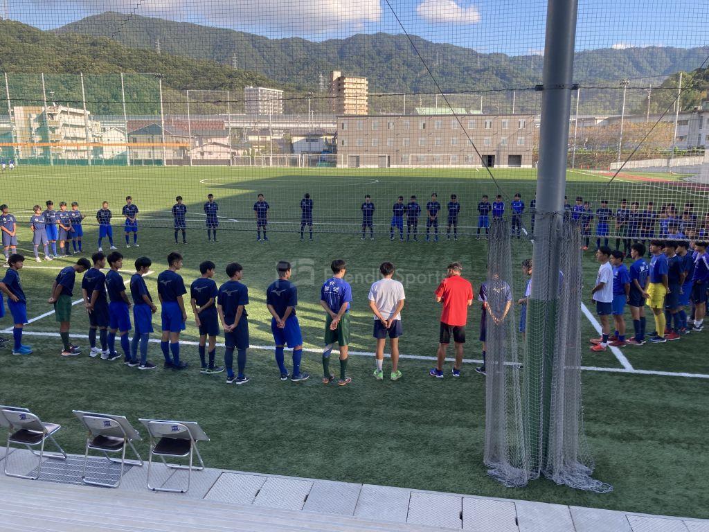 【広島国際学院高校 サッカー部】 チーム取材