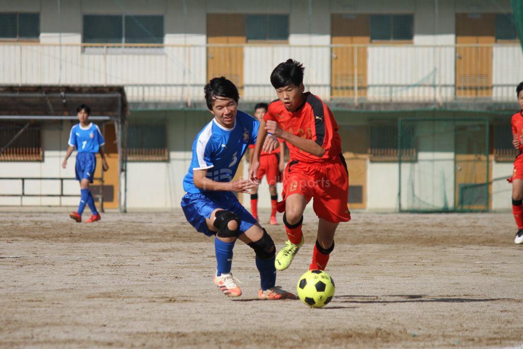 令和3年度 広島市中学校新人サッカー大会 大会4日目